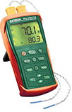 Handheld Temperature Meter/Logger and Probes
